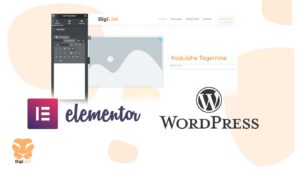 Kodulehe tegemine WordPressi ja elementoriga